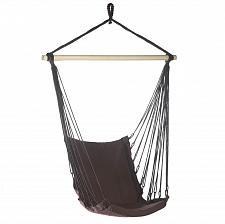Buy *15978U - Espresso Cotton Padded Swing Chair