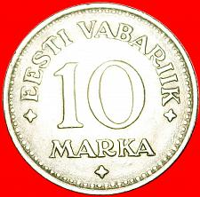 Buy §★LIONS: estonia ★10 marks 1925! SCARE! LOW START★NO RESERVE!