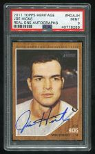 Buy 2011 TOPPS HERITAGE REAL ONE AUTO JOE HICKS, PSA 9 MINT (40778289)