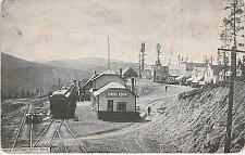 Buy Arrow, Colorado -Moffat Road Depot Vintage Unused Postcard