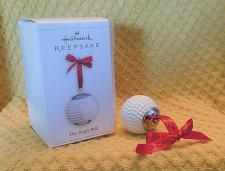 Buy Hallmark The Jingle Ball Christmas Ornament For The Golfer Golf 2006 W/Box