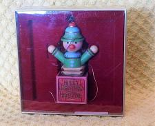 Buy Hallmark 1977 Yesteryears Jack In The Box Christmas Ornament W/Box Adorable!