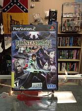 Buy Phantasy Star Universe (Sony PlayStation 2, 2006)