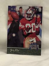 Buy Trading Card Sports Football Playoff Contenders 1994 #3 Jerry Rice