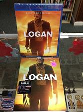 Buy Logan (Blu-ray/DVD, 2017, Includes Digital Copy)