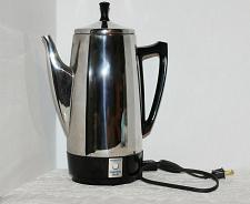 Buy Presto Electric Perculator Stainless Steel 12-Cup Coffee Maker