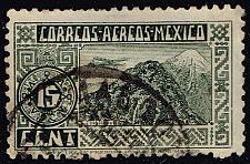 Buy Mexico #C67 Orizaba Volcano; Used (2Stars) |MEXC067-01XRS