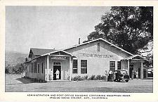 Buy Admin & Post Office Building Italian Swiss Colony Asti, Calif Vintage Postcard