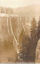 Buy Hnna Creek Canyon,Crater Lake National Park Oregon Real Photo Postcard RPPC