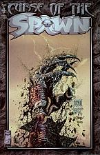 Buy Comic Book Curse of the Spawn #4 Image 1996