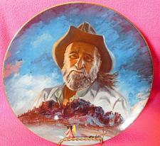 "Buy 1983 De Grazia ""The Superstition Mountain"" 10in Plate 4795/15,000 Memorial"