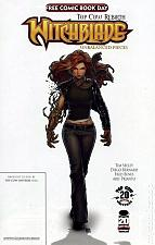 Buy Comic Book Witchblade Unblanaced Pieces Free Comic Book Day Image 2012