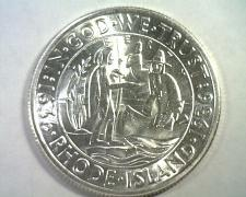 Buy 1936 RHODE ISLAND COMMEMORATIVE CHOICE UNCIRCULATED / GEM CH UNC. / GEM ORIGINAL