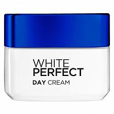 Buy L'Oreal White Perfect Day Cream Tourmaline Skin Whitening SPF 17 50ml