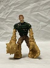 Buy Action Figure Marvel Spider-Man Sandman Loose Hasbro 2006