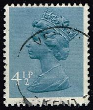 Buy Great Britain #MH49 Machin Head; Used (0.25) (2Stars) |GBRMH049-05XVA
