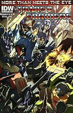 Buy Comic Book Transformers #15 Cover A IDW 2013
