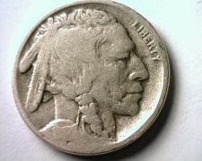 Buy 1917-D BUFFALO NICKEL GOOD / VERY GOOD G/VG NICE ORIGINAL COIN BOBS COINS