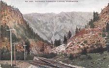 Buy Entrance Tumwater Canyon Washington Unused Postcard