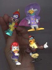 Buy Darkwing Duck & 3 Friends 4 PVC Disney Figurines