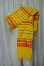 Buy Laotian Jok Sabai Cotton Fabric Thai Lao Laos Textile Wrap Scarf Shawl SC57