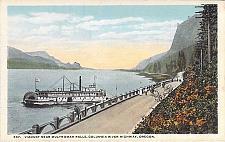 Buy Viaduct Near Multinomah Falls, Columbia River Highway, Oregon Vintage Postcard