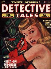 Buy Detective Tales Magazine 27 Issue Collection DVD-ROM Free Shipping