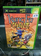 Buy Kung Fu Chaos (Microsoft Xbox, 2003)
