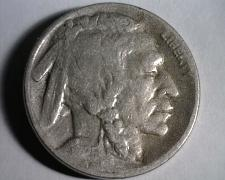 Buy 1925-S BUFFALO NICKEL VERY GOOD VG NICE ORIGINAL COIN FROM BOBS COINS FAST SHIP