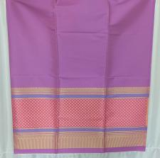 Buy Thai Tradition Purple Synthetic Silk Fabric For Top Skirt Wedding dress C3