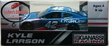 Buy Kyle Larson 2018 #42 Credit One Stripe ZL1 Camaro 1:64 ARC -