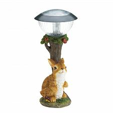 Buy *17857U - Rabbit Figure Solar Power Walkway Garden Path Light
