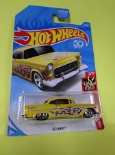 Buy 2018 Hot Wheels 55 Chevy Bel Air