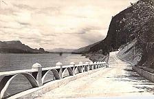 Buy Columbia River Highway, Oregon Real Photo Postcard RPPC