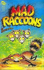 Buy Comic Book Mad Raccoons #1 Mu Press 1991