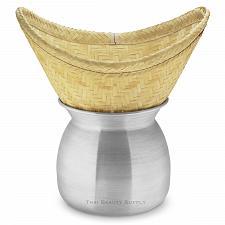 Buy Aluminum Sticky Rice Cooker Pot Steamer and 2 Basket Set