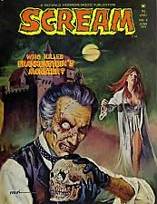 Buy Scream Magazine 11 Rare Issue Horror Comic Collection Free Shipping