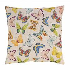 Buy *18706U - Bright Butterflies 17'' Decorative Accent Throw Pillow