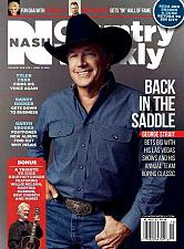 Buy Country Weekly Music Magazine Collection 43 Issues Grand Ole Opry Free Shipping