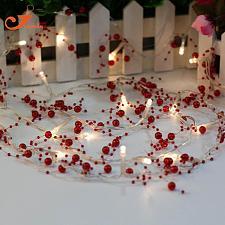 Buy :11034U - 20 LED String Light Red Beads