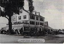 Buy Lamie's Tavern , Route US 1, Boston & Portland Oregon Real Photo Postcard RPPC