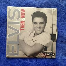 Buy ELVIS PRESLEY NOW & THEN NEW SEALED PROMO CD RARE