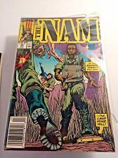 Buy Comic Book The Nam #38 Marvel December 1989