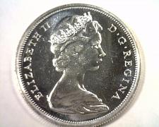 Buy 1967 CANADIAN HALF DOLLAR CHOICE UNCIRCULATED / GEM PROOF LIKE CH. UNC. / GEM PL