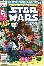 Buy Star Wars #7 High Grade Marvel Comics 1st print and series 1977 Chaykin /Thomas