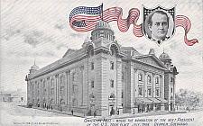 Buy Convention Hall Nomination William Jennings Bryant, Denver Vintage Postcard