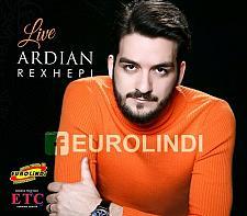 Buy Ardian Rexhepi - Live (2019). CD with Albanian Kosovo Pop Folk Music
