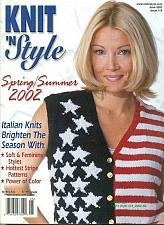 Buy Knit 'N Style Magazine 44 Issues On DVD-ROM Disc Free Shipping