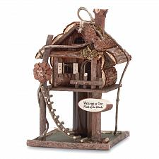 Buy 32190U - Tree House Decorative Wood Birdhouse