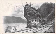 Buy Through the Gorge by Trolley, Niagara Falls, NY Railroad Postcard